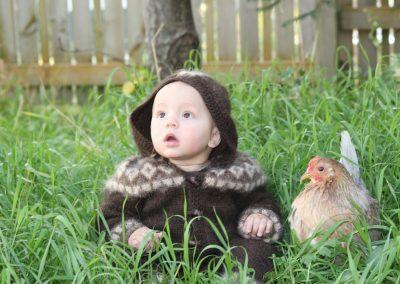 Child&Chicken