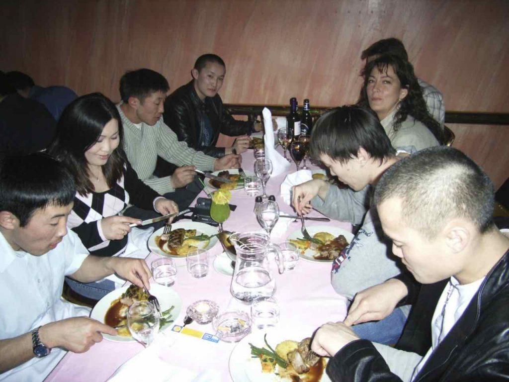 Árshátíð 2005
